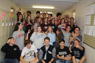 Class of 2016 College Shirt