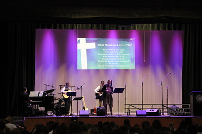 All-School Good Friday Chapel