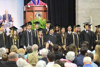 Graduation Ceremony Class of 2017