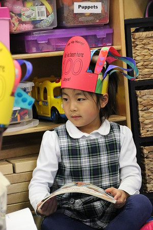 Kindergarten 100 Days
