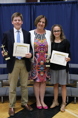 MS Academic/Athletic Awards