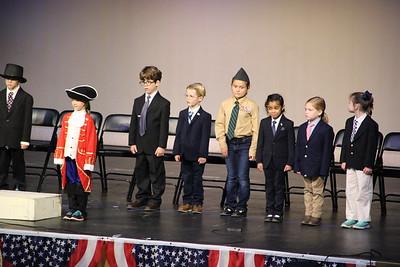 Presidents Day - Kindergarten
