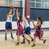 20131206 - Girls Varsity First Game - Trinity 42, Einstein 30
