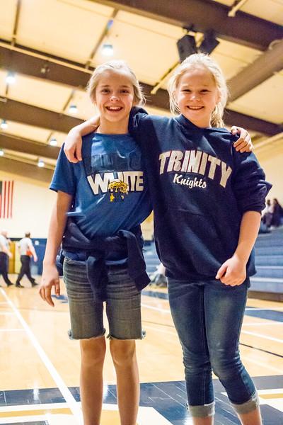 20150124 - TrinityBoys v Lancaster Baptist