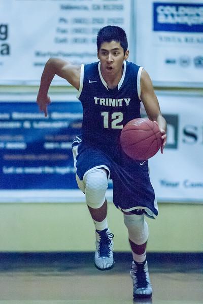 20150130 - TrinityBoys v SCCS