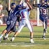20131102 - Varsity football game - Trinity v Faith Baptist