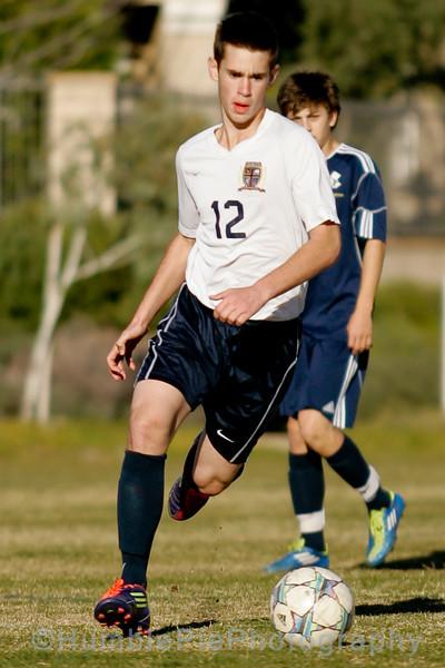 20120203 - Varsity Boys Soccer v Hillcrest GH (1 of 53)