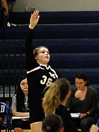 Trinity - Volleyball 2018
