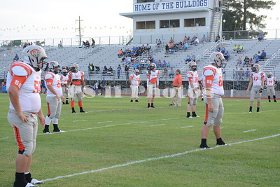 The Trinity Tigers defeated the Corrigan Camden Bulldogs 43 to 32.