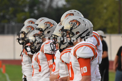 Trinity defeats Groveton 49 to 13 in the opening game of the 2015 season