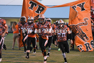 The Trinity Tigers fall to the Elkhart Elks.