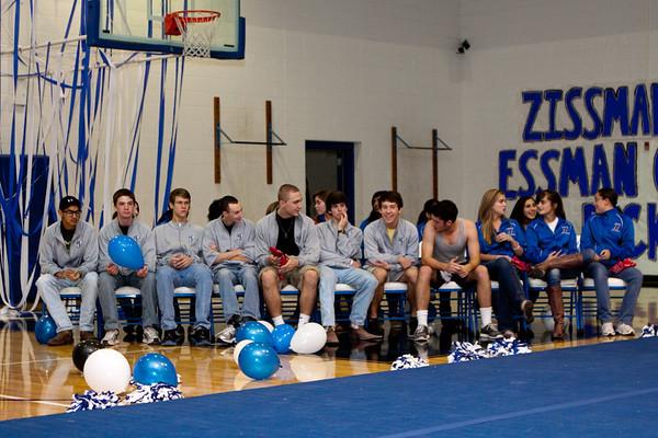Basketball Pep Rally