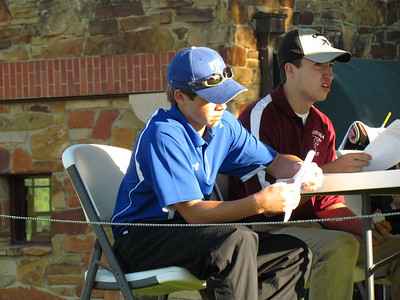 Golf at State - Young
