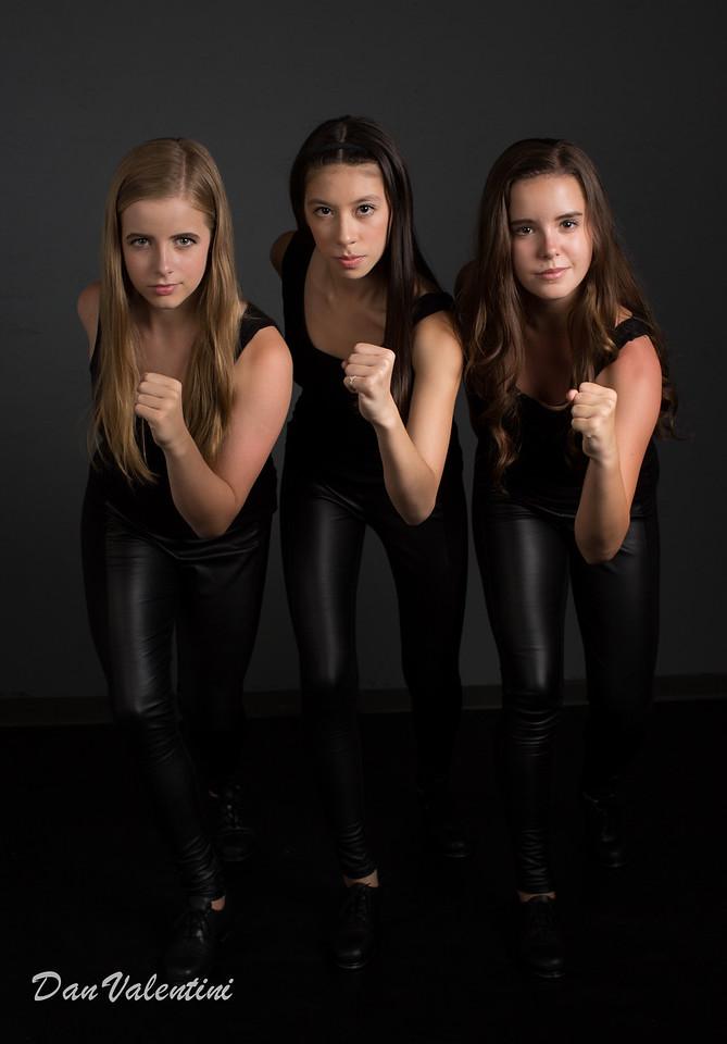 Tap Trio