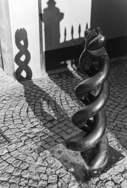Twisted Shadow
