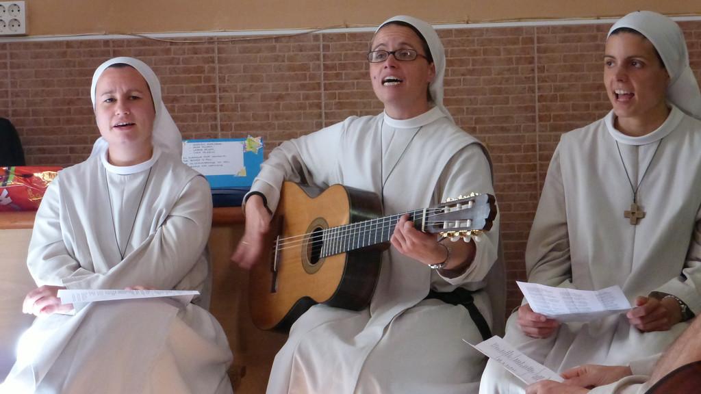 Singing Nuns of Carrion De Los Condes