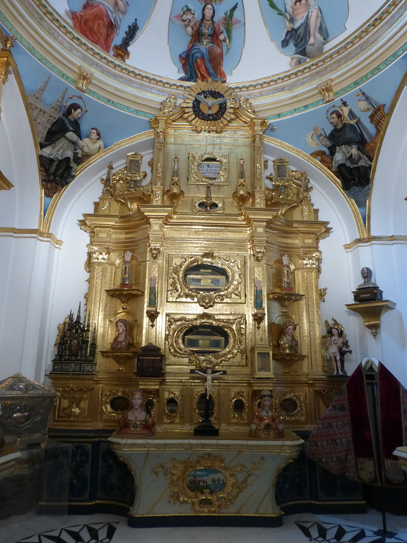 Chapel with Holy Relics