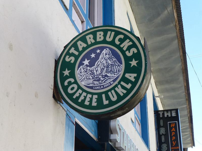 Starbucks?!?