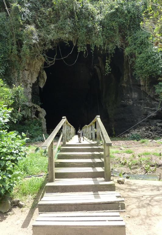 Entrance to Simud Hitam