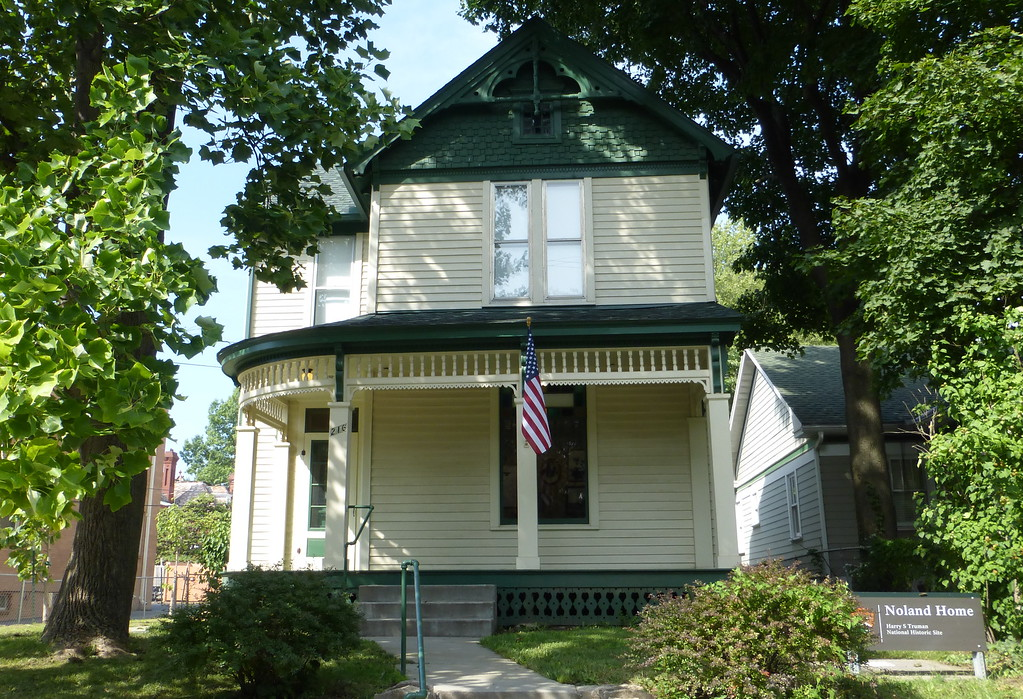The Noland House, Independence, MO