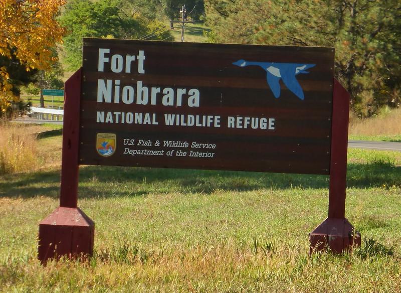 Fort Niobrara National Wildlife Refuge, Valentine, NE