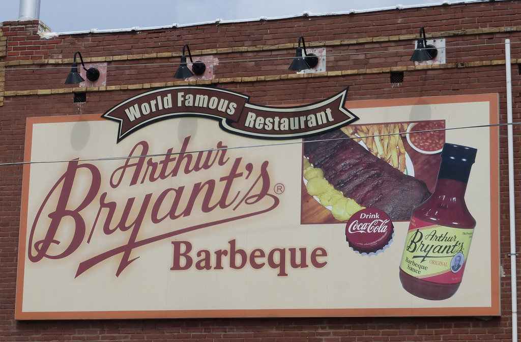 Arthur Bryant's Legendary Kansas City BBQ