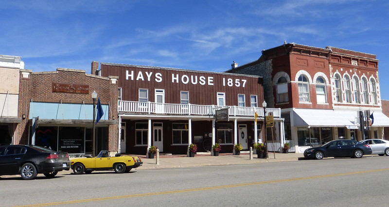 Hays House Restaurant, Council Grove, KS