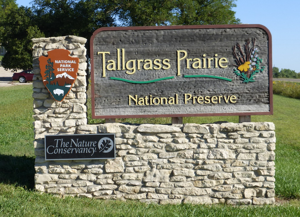 Tallgrass Prairie National Preserve, Strong City, KS