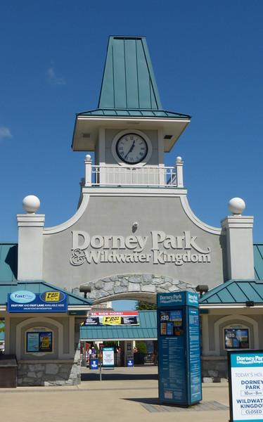 Dorney Park, Allentown, PA