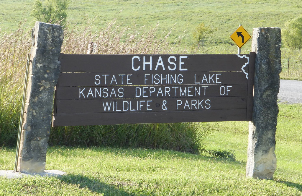 Chase State Fishing Lake, Cottonwood Falls, KS
