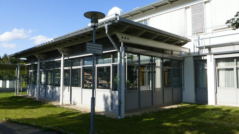 Wilhem-Diess Gymnasium Pocking Library