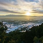 Cache Valley Winter