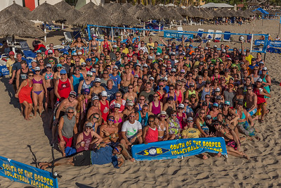 One big happy family, SOB #42 Ixtapa 2017.