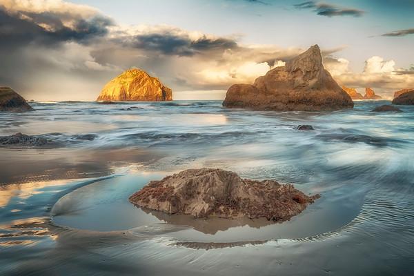 Bandon Beach Sunrise