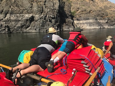 7-17-2017 Salmon River Canyons