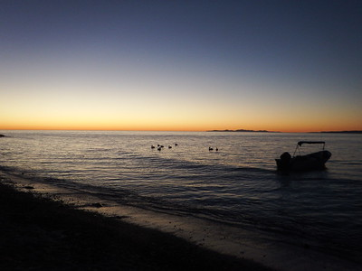 04/07/17 Carmen Island Circumnavigation