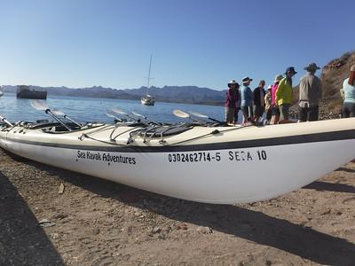 13-02-2017 Loreto Kayak 5 day