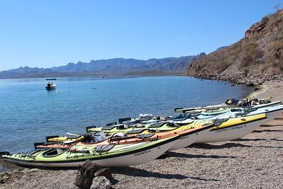 13-17-March Loreto Islands 5 day trip