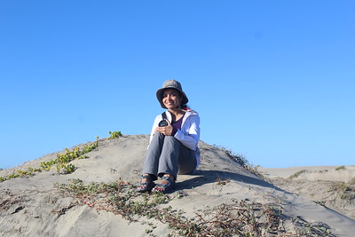 Rupal in the dunes