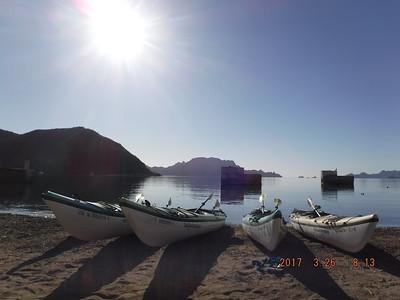 Islands of Loreto 26-03-2017