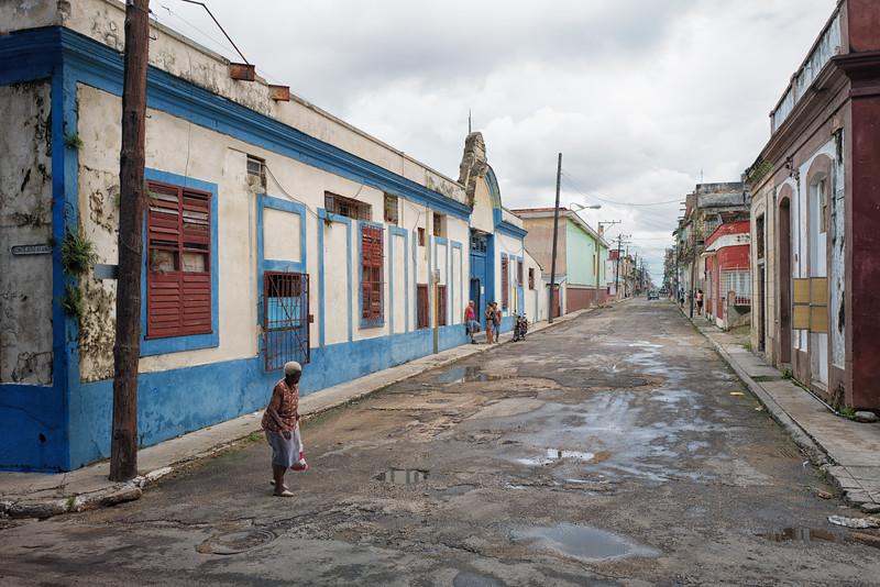 Cerro neighborhood in Central Havana