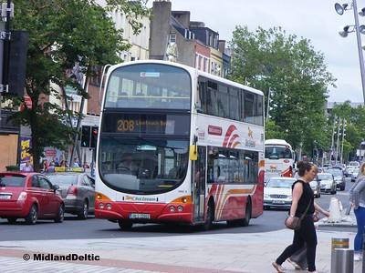 Bus Éireann VWD 9, Cork, 01-08-2014