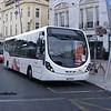 Bus Éireann WST1, St Patrick's Street Cork, 01-08-2014