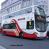 Bus Éireann VWD13, St Patrick's Street Cork, 01-08-2014