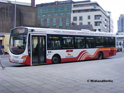 Bus Éireann VWL310, Cork Bus Station, 01-08-2014