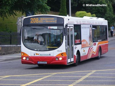 Bus Éireann VWL136, Summerhill North Cork, 01-08-2014