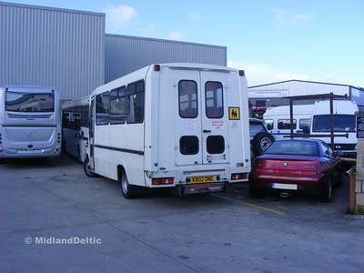 Universal / Kohn O'Brien KB02DNE, Clonminam Ind Estate Portlaoise, 06-10-2014