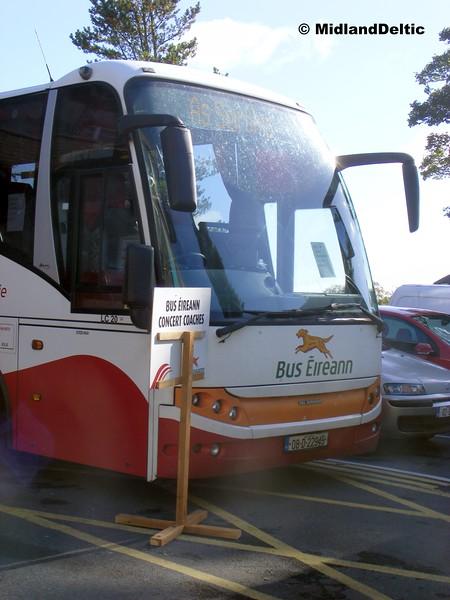 Bus Éireann LC20, Portlaoise Station, 24-09-2014