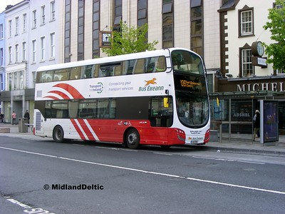 Bus Éireann VWD36, St Patricks St Cork, 19-05-2015