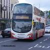 Bus Éireann VWD13, St Patricks St Cork, 19-05-2015